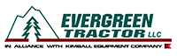 Photo: Evergreen Tractor logo