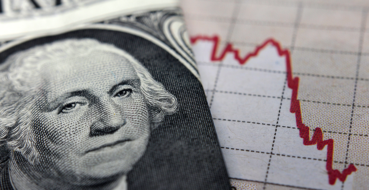 According to the National Bureau of Economic Research's Business Cycle Dating Committee, a recession began in March of this year. Photo: claffra/iStock / Getty Images Plus/Getty Images