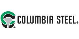Logo: Columbia Steel