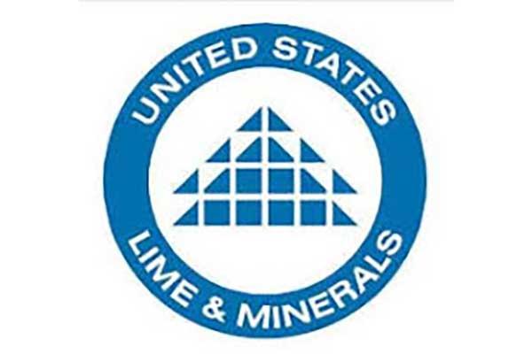 USLM United States Lime & Minerals logo 600x400