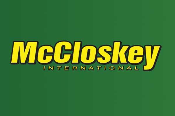 McCloskey International logo