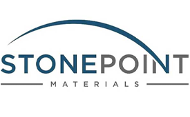 Logo: Stonepoint Materials