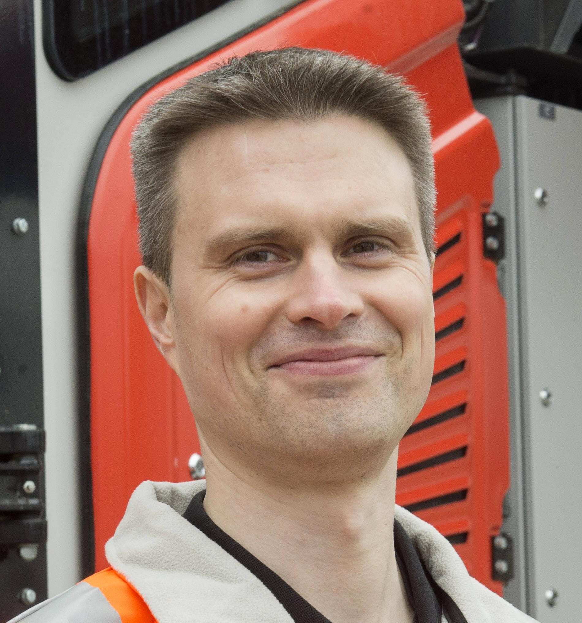 Photo: Ville Keinänen