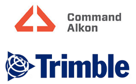 Logos: Command Alkon, Trimble
