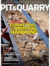 Cover: P&Q Staff