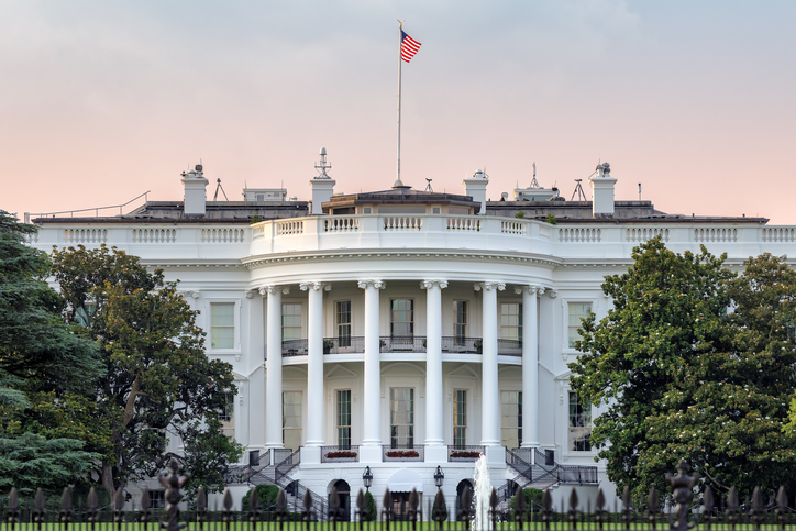 The White House. Photo: lucky-photographer/iStock / Getty Images Plus/Getty Images