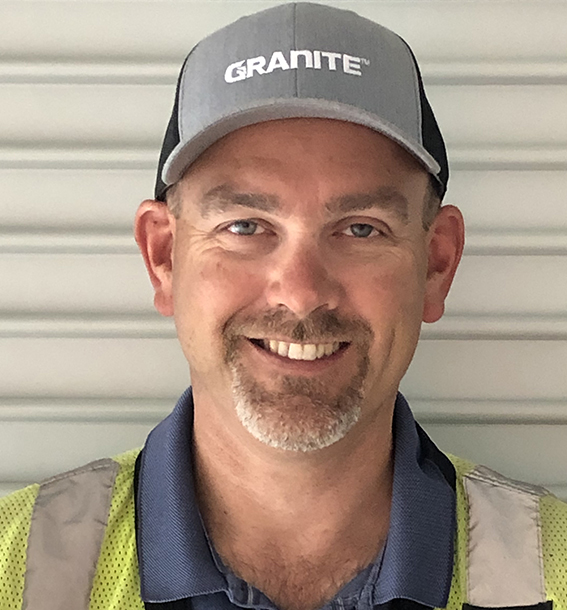 Granite Construction's Tim Findley
