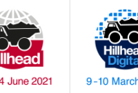 Photo: Hillhead 2021, Hillhead Digital logos