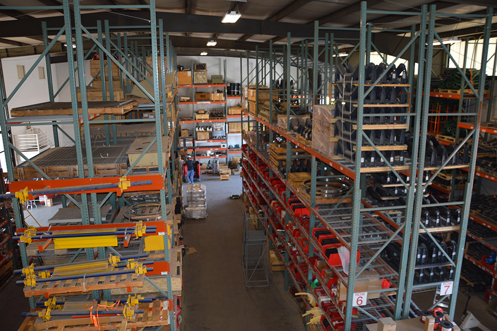 Parts are a significant component of Goodfellow Corporation's business. Photo: P&Q Staff