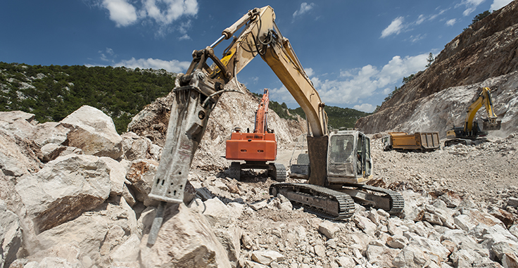With more quarries going offline and fewer coming online, geologist Donald Mikulic argues the industry should intensify how it conducts local and regional geologic studies. Photo: guvendemir/iStock / Getty Images Plus/Getty Images