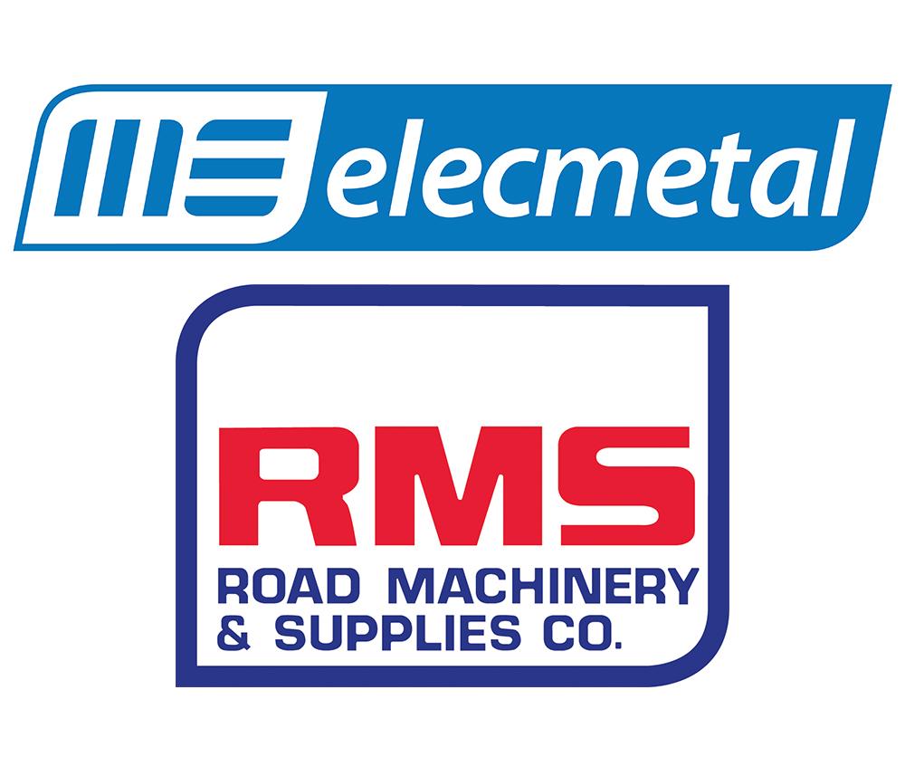 ME Elecmetal & RMS logos