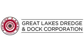 Logo: Great Lakes Dredge & Dock Corp.