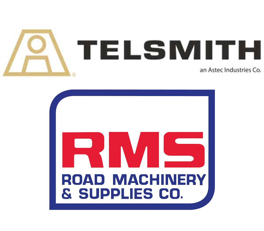 Telsmith, RMS logos