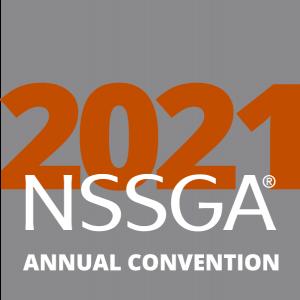 2021 NSSGA Annual Convention logo