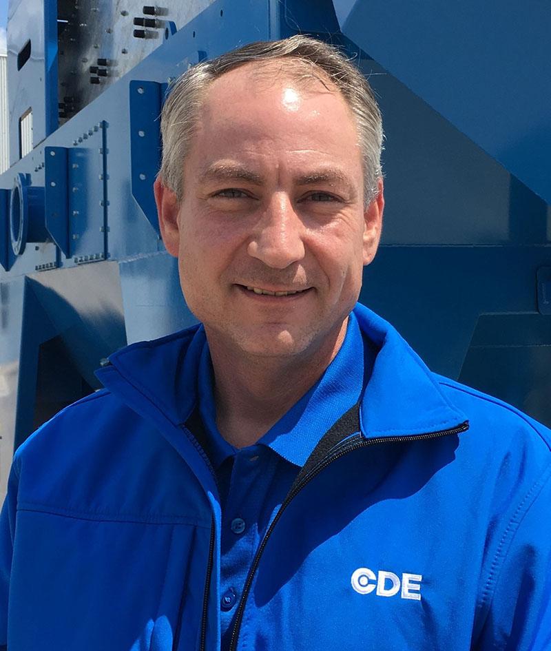 Sean O'Leary CDE