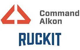 Logos: Command Alkon, Ruckit