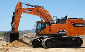 Photo: Doosan Infracore North America