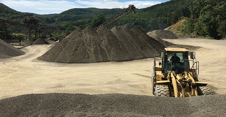 "With the state of Pennsylvania categorizing the aggregate, cement and concrete industries as ""life-sustaining"" during 2020 lockdowns, Masters RMC's Bob Housel says construction materials producers have a strong case to make that they're essential to the way of life in the Keystone State. Photo: Bob Housel"