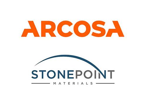 Logo: Arcosa StonePoint