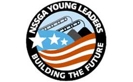 Logo: NSSGA Young Leaders