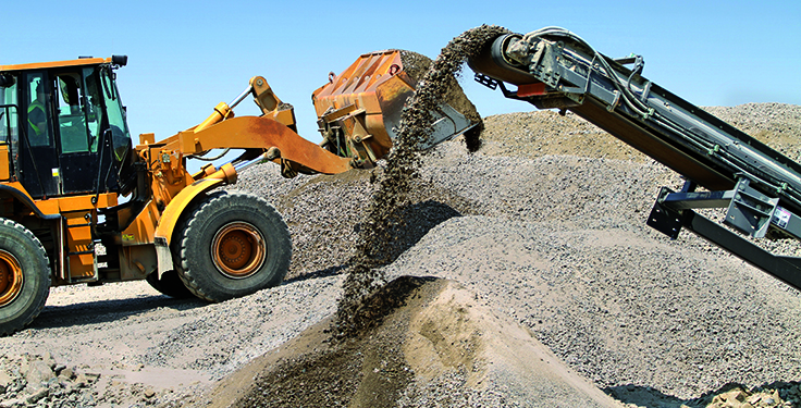 Mobile crushers offer short planning and installation time, reduced in-pit transport costs and added on-site flexibility, according to Wirtgen Group's Evan Haddix. Photo: kozmoat98/iStock / Getty Images Plus/Getty Images