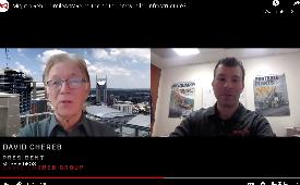 Video still: P&Q Staff