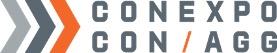 New ConExpo-Con/Agg logo (2021)