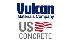 Photo: Vulcan Materials, U.S. Concrete