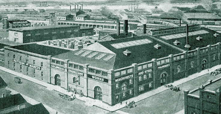 Columbia Steel is celebrating its 120th anniversary in 2021. Photo: Columbia Steel
