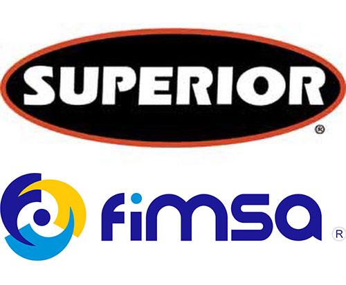 Logos: Superior Industries and FIMSA