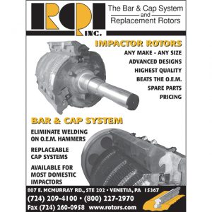 The Bar & Cap System Replacement Rotors
